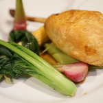 フランス食堂 LA CARAPACE - 鴨のコンフィ