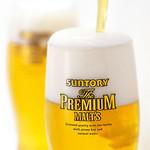 ◆ プレミアム・モルツ・生ビール