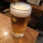 75258463 - 生ビール298円(+税)