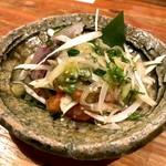 円屋 - 鮮魚ネギ和え(600円)
