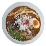 麺や ハレル家 - カラニボ