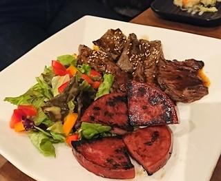 厳選肉とこだわりチーズのお店 ビアバル 大宮店 - お肉の盛り合せ