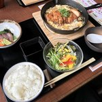 なごみ - 10/24日替りランチ800円