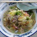 まーちゃんラーメン - 個人的にお勧めのチャンポン麺です