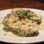 AURELIO - さつま芋とサルシッチャのグラティナート(グラタン)