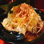 神翔 - 白ねぎチャーシュー麺(1.110円)
