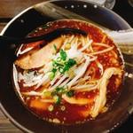 青唐爽麺 ハルク - 鶏そば(醤油)