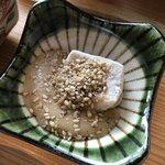瀬戸内旬菜 棗 - 焼き胡麻豆腐