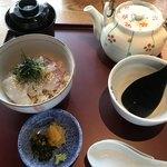 瀬戸内旬菜 棗 - 鯛のひつまぶし