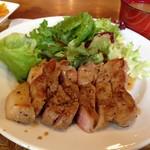 食堂 728 - トンテキ定食