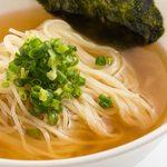 シンプル冷麺
