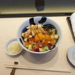 松栄 - ランチ特製ばらちらし2,700円