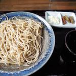 うどん 桂 - もり蕎麦大盛