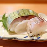 くろぎ - 鯖寿司