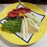 料理旅館  海若の宿 - 強肴 淡路牛 鰆 豆乳仕立て