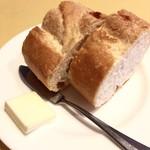 ふらんす厨房 Kei - 温かいフランスパン