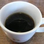 玄妙 - ランチのコーヒー