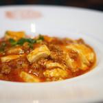 銀座 天龍 - 昔の麻婆豆腐