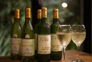 パウロ アンド ボルガ - 山梨蒼龍ワイナリーから届いたワインがお薦めです