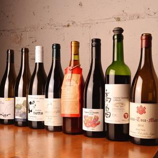 ●注目度急上昇中の日本ワインと国産シードル♪