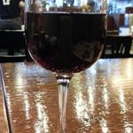立川ビアホール - メニューにはないカッシェルデアディアブロなる赤ワイン580円