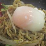 汁なし麺専門店 メンデザイン - 温玉付