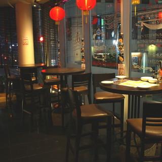 ◇全26席◇落ち着いたオシャレな店内で、ゆったりとお食事を