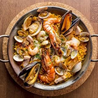 「瀬戸内魚介×スペインビストロ」新鮮な魚介のおいしさをどうぞ