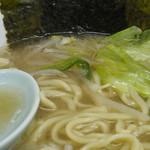 甲子家 - もやし、キャベツ海苔