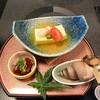 あおき橘風苑 - 料理写真:前菜
