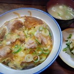 ひばり食堂 - 親子丼