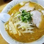 五条軒 - 料理写真:蘇州ラーメン・味噌