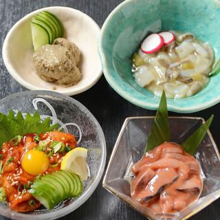 ◇旬菜・旬魚◇季節に合った食材を、心ゆくまで楽しんで