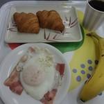 日本交通 - 洋朝食360円