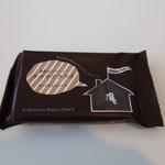 75279856 - 米粉のブラウニー サクサクラスク ダークチョコレートパッケージ状態