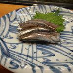 もち月寿司 - 小いわし