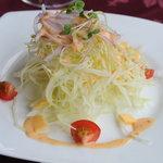 トウカエン - 料理写真:サラダ