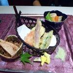 アンクィール - 2100円洋がメインの和洋折衷ランチ:2つ目の前菜