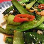 ナイス デイ - 『青菜炒め』