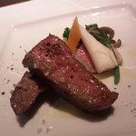BANQUE - 厳選の熟成肉 本日の部位
