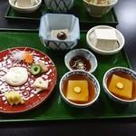 笹乃雪 - 朝顔 御膳