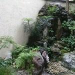 笹乃雪 - 中庭
