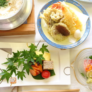 ◇食べログ限定◇旬の素材盛りだくさんのお得なコースをご用意