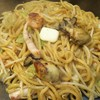 鶴橋風月 - 料理写真:海鮮塩バター焼そば