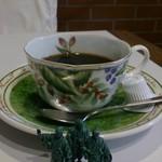 純喫茶 じゅん - ドリンク写真:ホットコーヒー400円