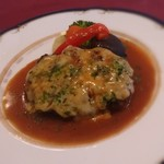 ボン・コアン - おすすめランチ(肉)ハンバーグ