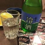 秋吉 - 冷酒