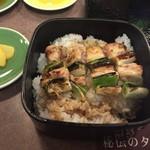 秋吉 - 焼き鳥丼