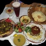 アラビアンレストラン パルミラ -