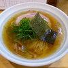 大阪麺哲 - 料理写真:醤油(800円)